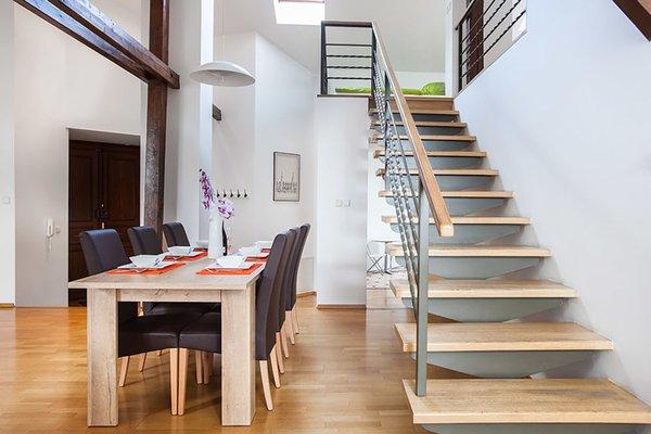 Riverview Apartments Prague - фото 16