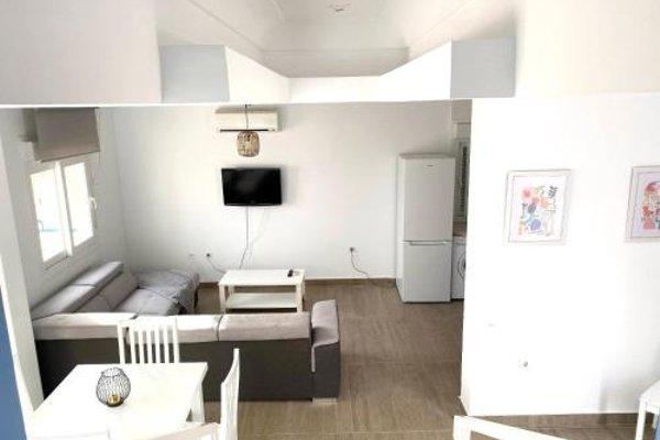 Apartamentos El Puerto - фото 15