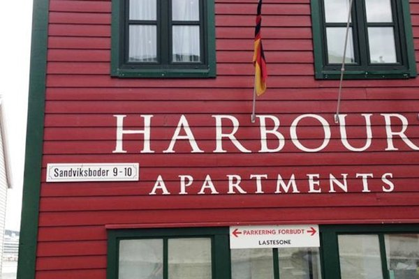 Harbour Apartments - фото 13