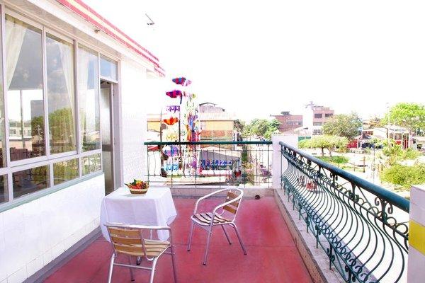 Del Castillo Plaza Hotel - фото 21