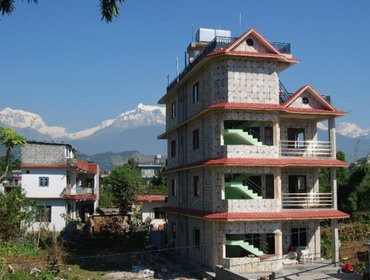 Апартаменты Diplomat Apartments Pokhara