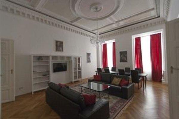 Heart of Vienna Luxury Residence - фото 17