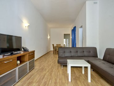 Апартаменты Cosy and Bright St Julians 2bd Apt