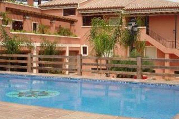 Apartamentos Los Nebrales - фото 14