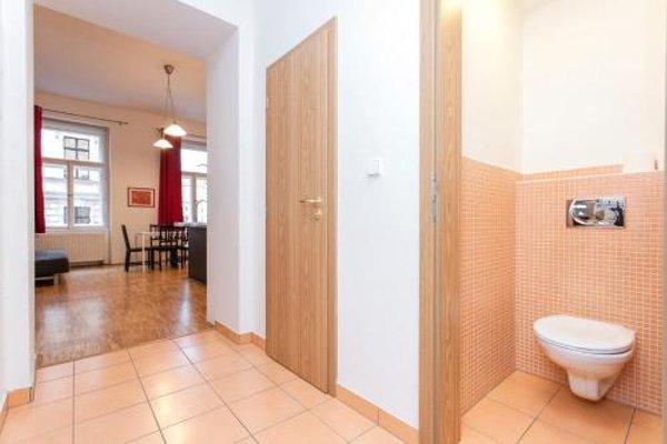 Prague Apartment V Lesicku 8 - фото 13