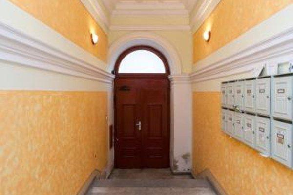 Prague Apartment V Lesicku 8 - фото 14