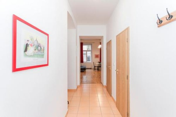 Prague Apartment V Lesicku 8 - фото 15
