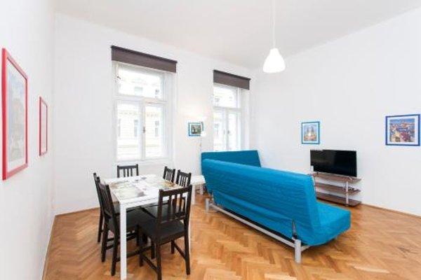 Prague Apartment V Lesicku 8 - фото 17