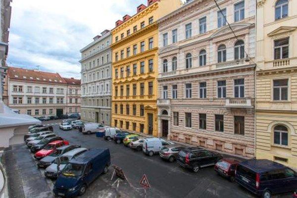 Prague Apartment V Lesicku 8 - фото 22