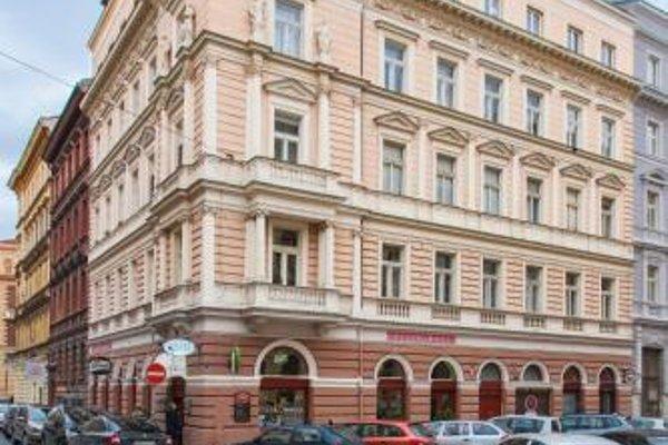 Prague Apartment V Lesicku 8 - фото 23
