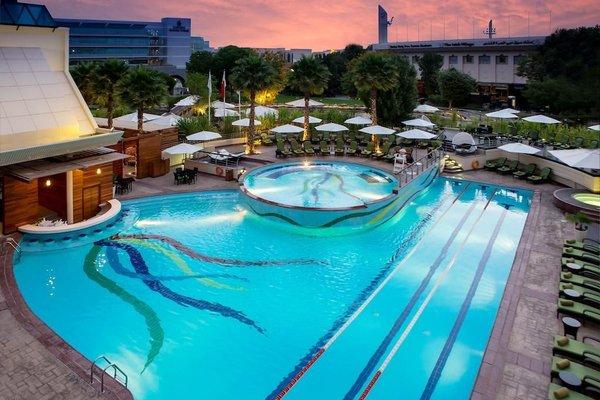 Jumeirah Creekside Hotel - фото 40
