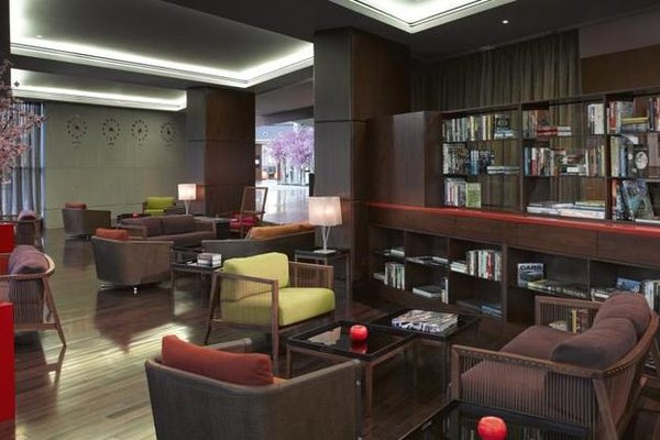 Jumeirah Creekside Hotel - 13