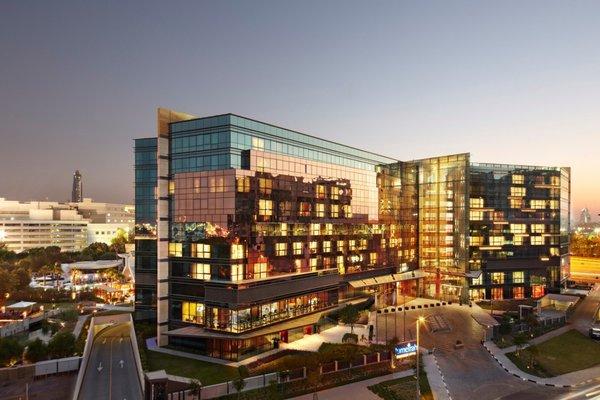 Jumeirah Creekside Hotel - 21