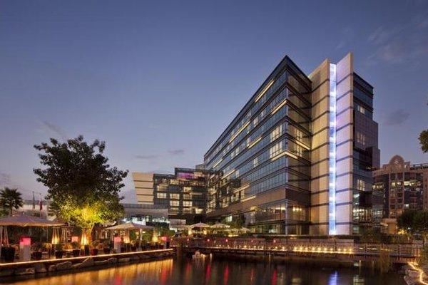 Jumeirah Creekside Hotel - фото 23