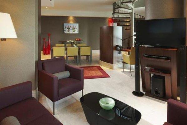 Jumeirah Creekside Hotel - фото 4