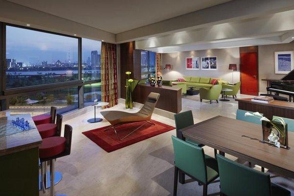 Jumeirah Creekside Hotel - фото 5