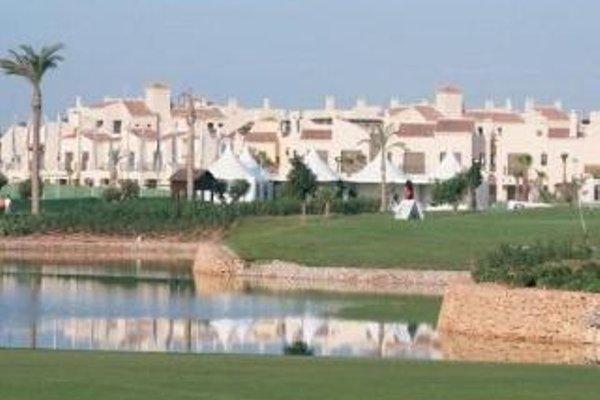 Roda Golf Apartment Complex - фото 4