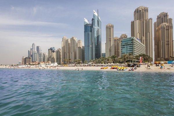 Hilton Dubai The Walk - фото 23