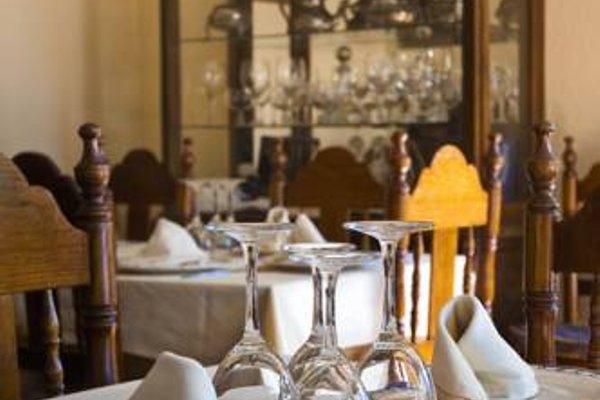 Hotel Galaroza Sierra - фото 11