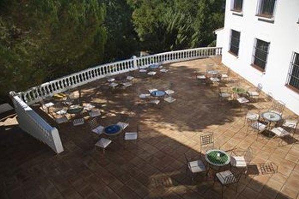 Hotel Galaroza Sierra - фото 16