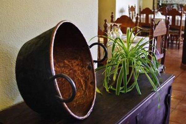 Hotel Galaroza Sierra - фото 8
