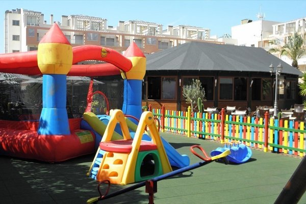 Apartahotel Marina Rey II - фото 19