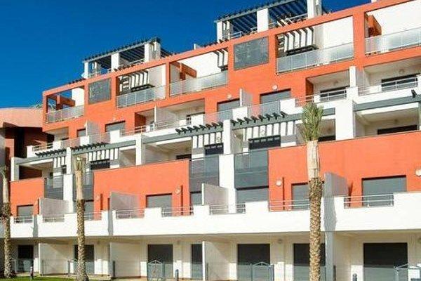 Apartahotel Marina Rey II - фото 21