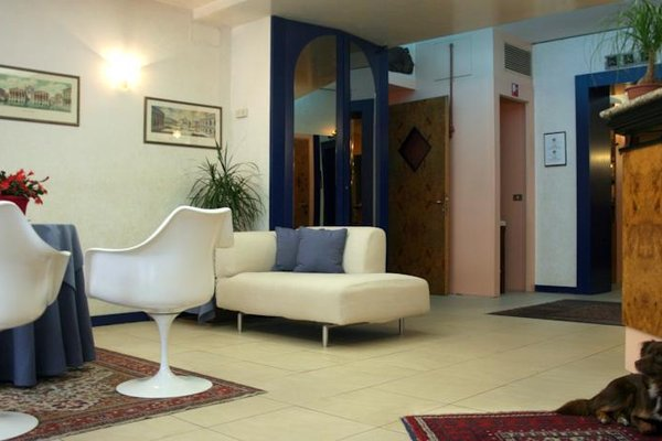 Hotel Cristina - фото 7