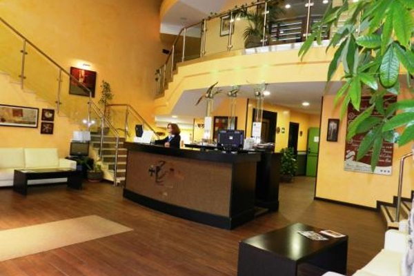 Hotel Martin Alonso Pinzon - фото 15