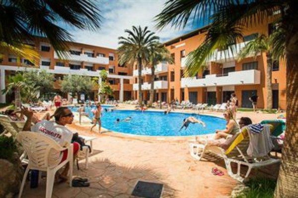 Apartamentos Turisticos Parque Tropical - фото 50