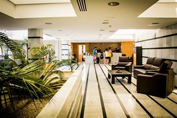 Apartamentos Turisticos Parque Tropical - фото 14