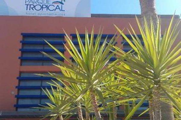 Apartamentos Turisticos Parque Tropical - фото 20
