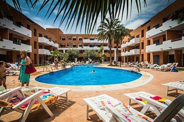 Apartamentos Turisticos Parque Tropical - фото 21