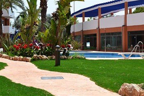 Apartamentos Turisticos Parque Tropical - фото 22