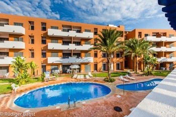 Apartamentos Turisticos Parque Tropical - фото 23