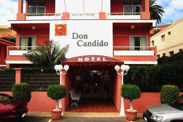 Hotel Don Candido - фото 23