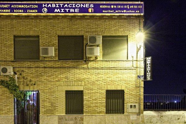 Hostal Mitre Paterna - 23