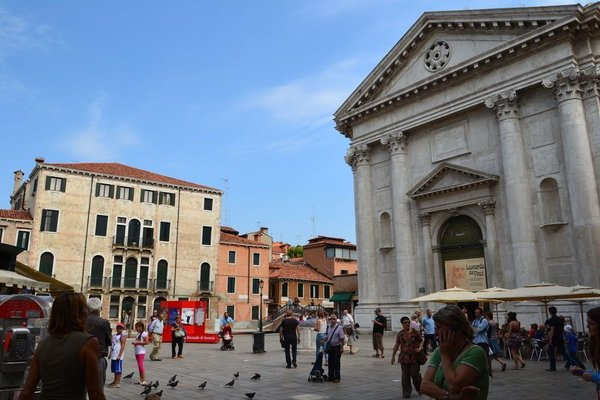 Appartamenti Draghillo Venezia - фото 10
