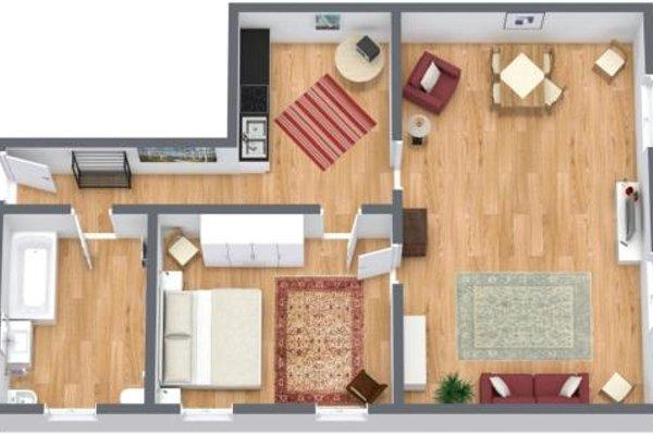San Simeon Apartments - 4