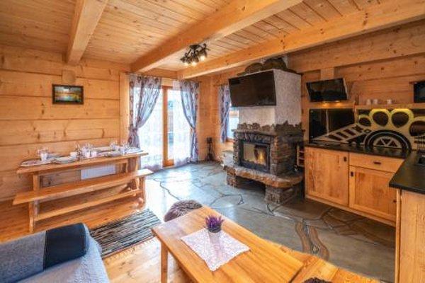 Domki Ze Hej z Sauna Lub Kominkiem - фото 10