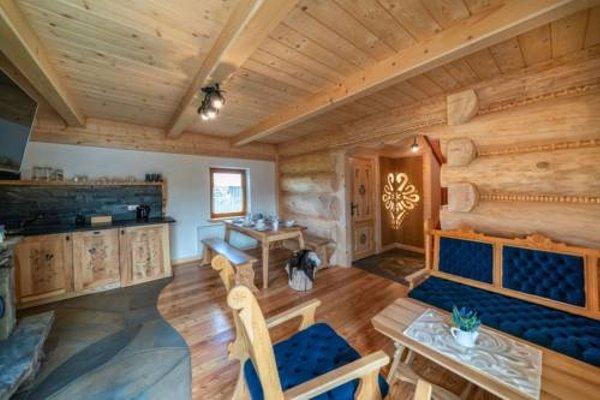 Domki Ze Hej z Sauna Lub Kominkiem - фото 16
