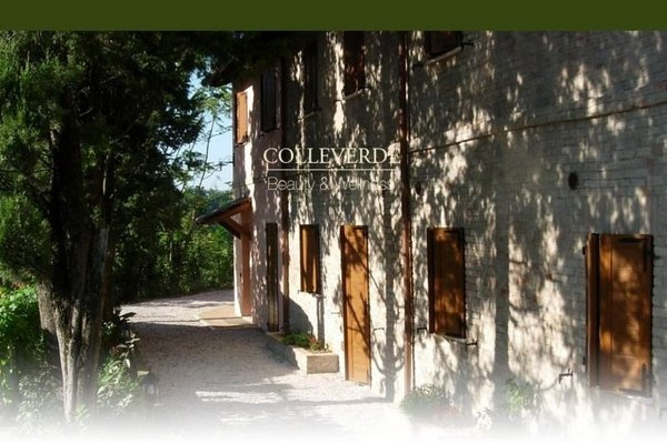 Colleverde Country House - фото 21