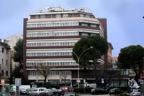 Hotel Cristallo - фото 22