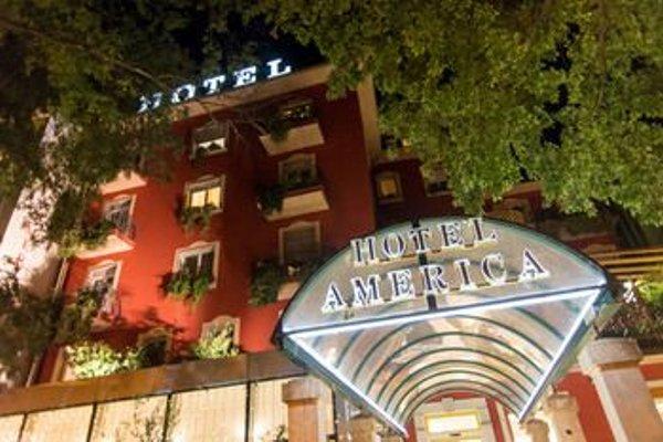 Hotel America - фото 21