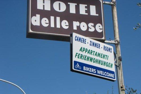 B&B Hotel Delle Rose - фото 17