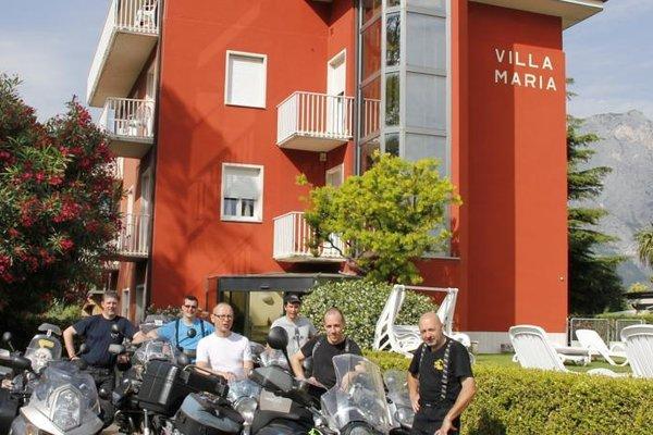 Bike Hotel Villa Maria - фото 17