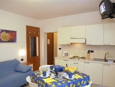 Apartments Appartamenti Camping Maroadi
