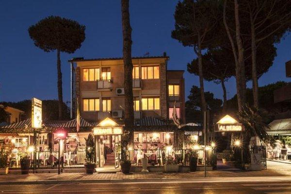Hotel Il Cavaliere Nero - фото 21