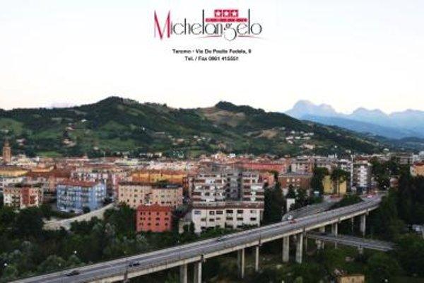 Hotel Michelangelo - фото 20