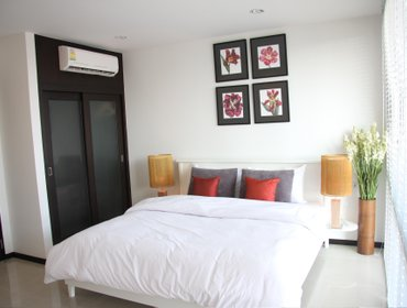 Апартаменты Two Villas Holiday Phuket: Two Villas Suite Serviced Apartment Nai Harn Beach